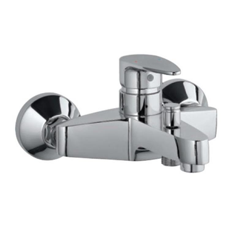 Vignette Prime Single Lever Bath & Shower Mixer, Wall Mounted, HP 1.0