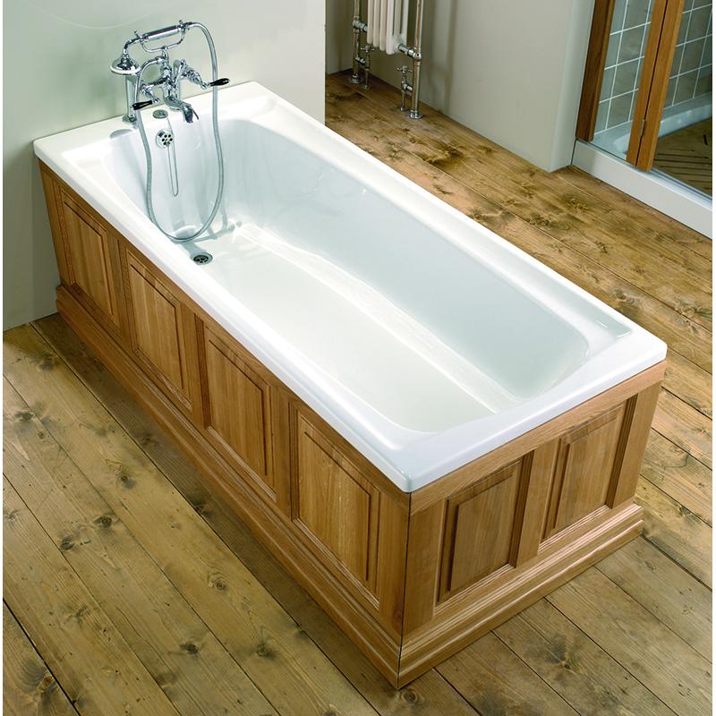 W'MINSTER BATH 1700X750 WH 0TH