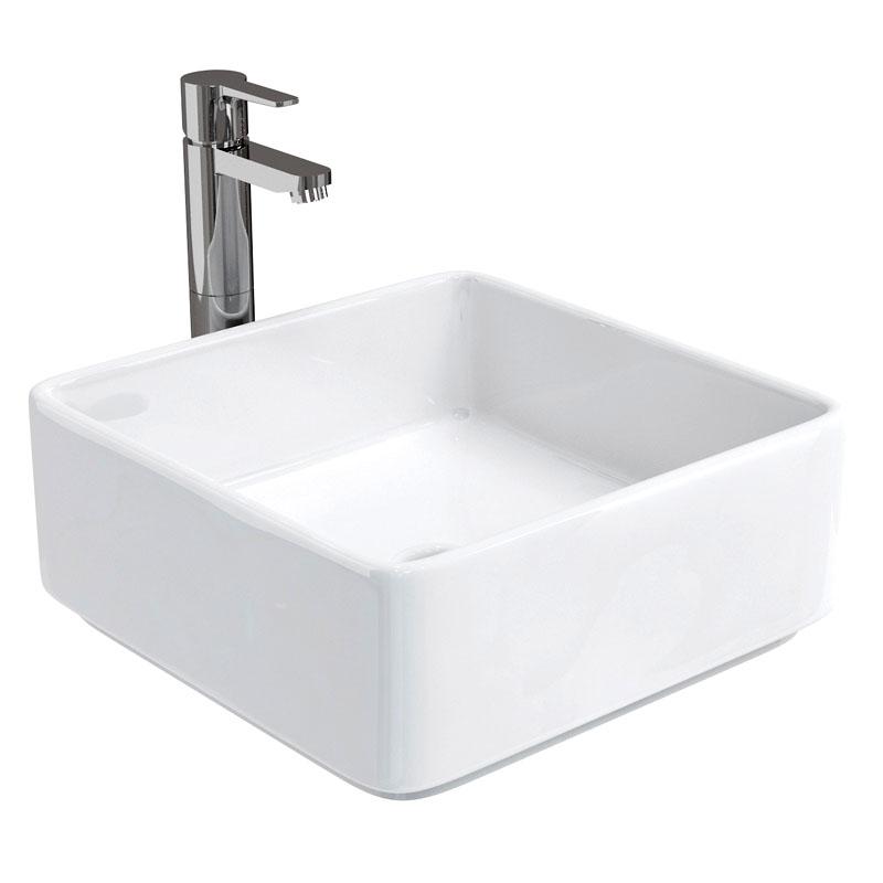 Ceramic Square basin