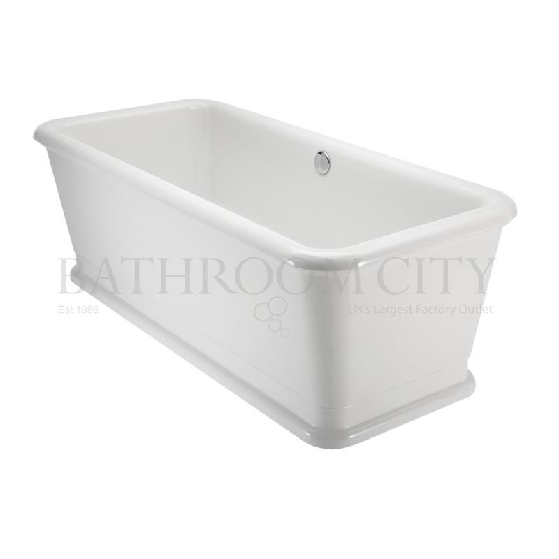 London Rectangle Soaking Tub