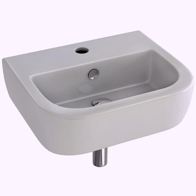 Essence/Urban 40cm handrinse Basin One Tap hole (center)