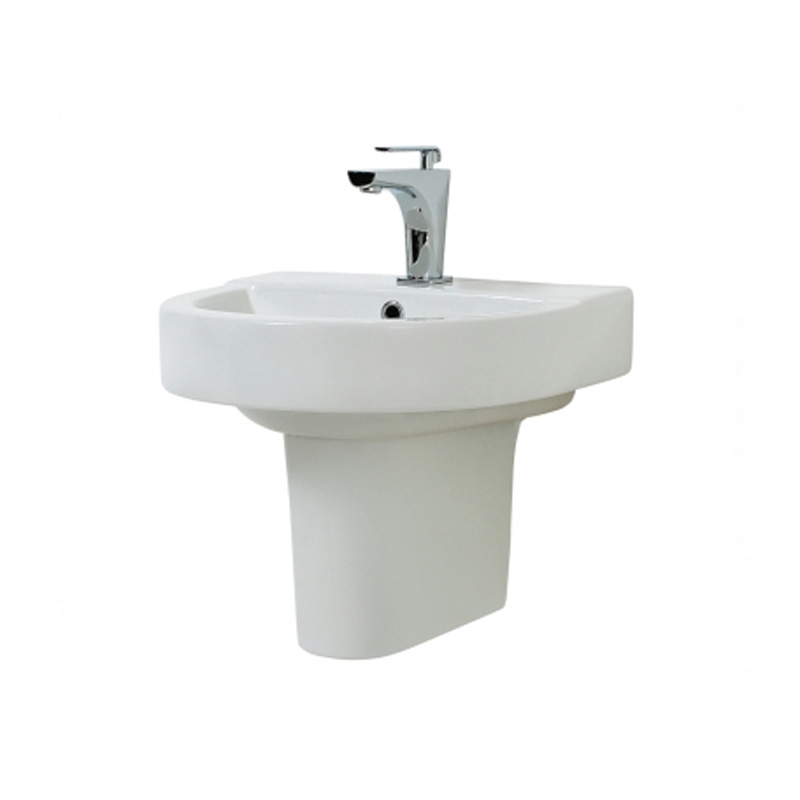 Forma 50 Round Basin & Ped 1TH