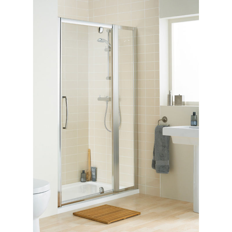 WHITE FRAMED IN LINE PANEL PACK,350MM PANEL, PROFILE AND BRACING ARM