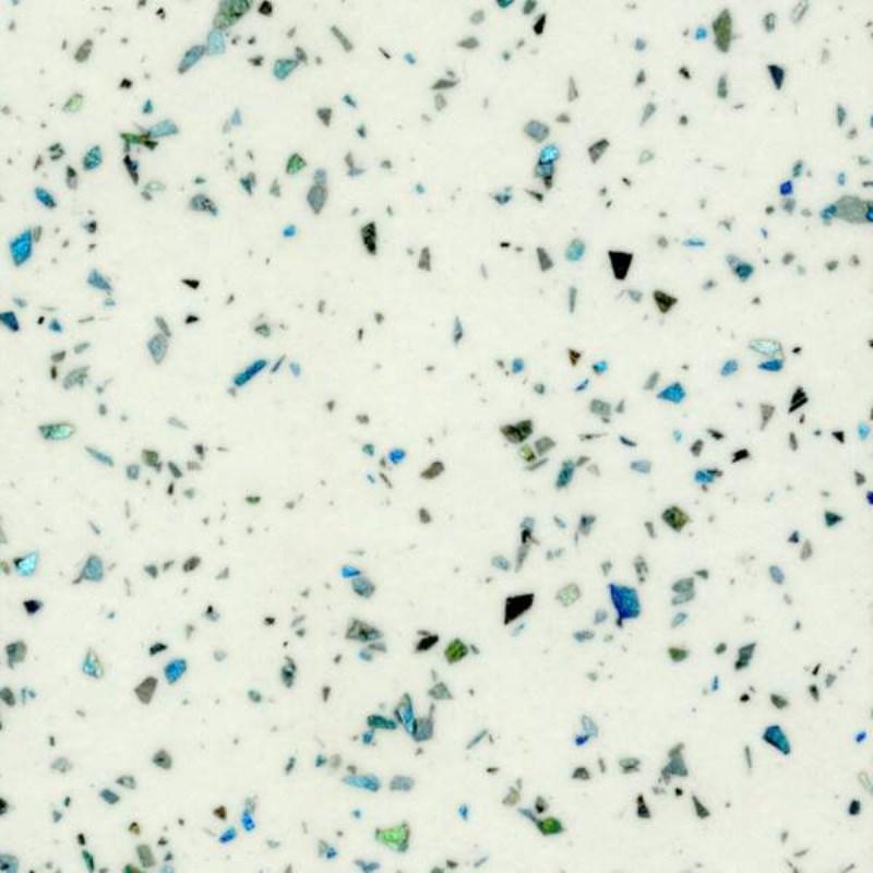Showerwall White Galaxy Panelling 600x2440mm