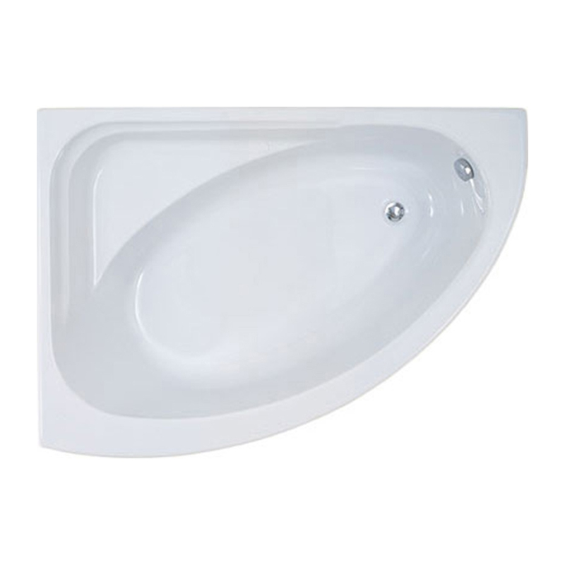 UNO Bath & Front Panel Right Hand (L150 x W100 x D41) 185 Litres