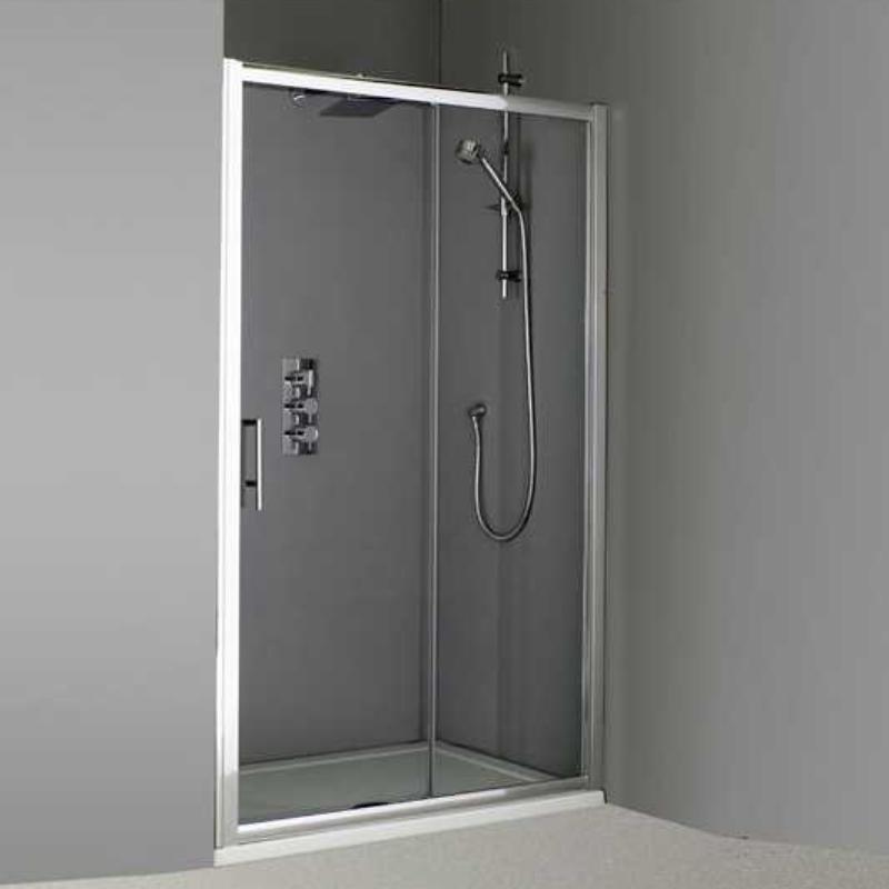 Phoenix Form Single Sliding Shower Door Buy Online At