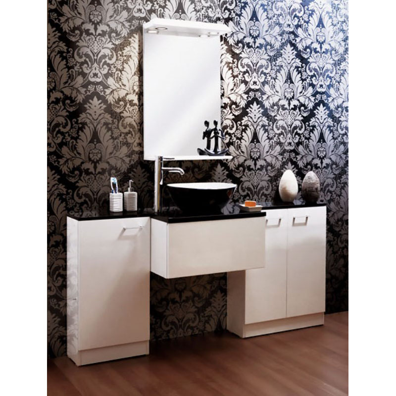 Spark Plain 600 Vanity Unit With Basin Buy Online At