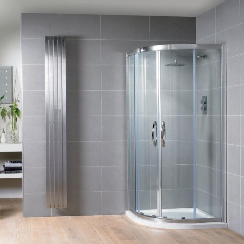 Venturi 8 Double Door Quadrant Shower Enclosure 8mm Glass Buy Online At Bathroom City