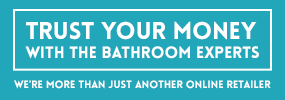 Trust your money with the bathroom experts.