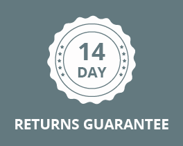 14 day returns guarantee