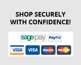 Shop securely with confidence!