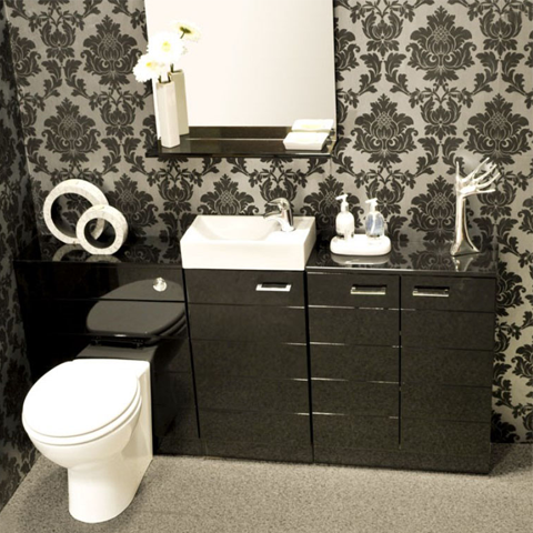 Black Bathroom Furniture Available at Bathroom City
