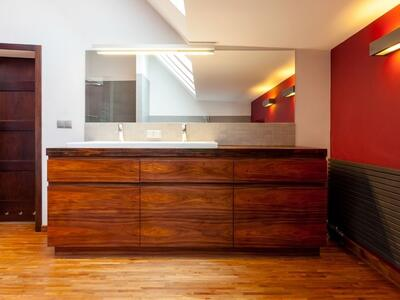 Five Tips When Buying Wooden Bathroom Furniture