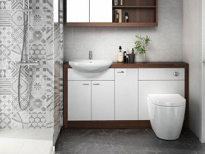 Five Luxury Yet Affordable Bathroom Suites