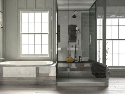 Seven Amazing Shower Enclosures To Inspire Your Bathroom Remodel