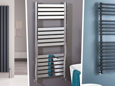 7 Best Modern Bathroom Radiators Under £300