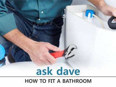 How To Fit a Bathroom