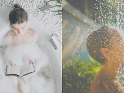 Bath or Shower-The Better Alternative