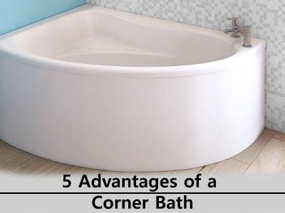 Image of a Corner Bath