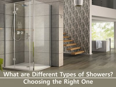 Different Types of Showers