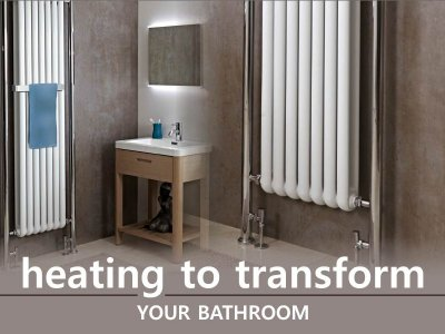 Heating that transforms your bathroom