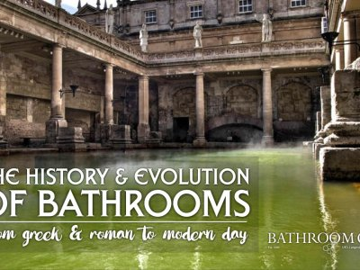 The history and Evolution of Bathrooms