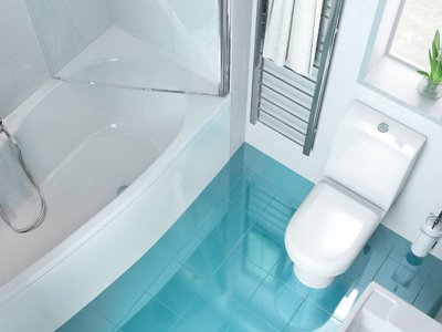 How Much Does It Cost To Buy and Install a New Bath