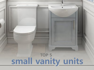 Top Five Small Vanity Units