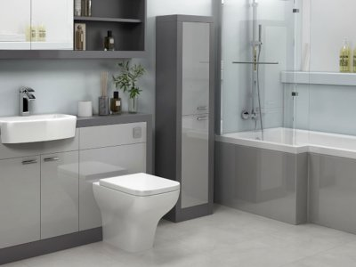 Top 10 Grey Bathroom Ideas