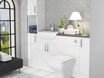 13 Space Saving Bathroom Ideas