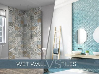 Wet Wall Vs Tiles