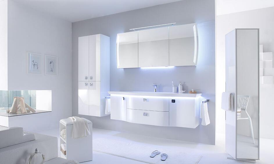 bathroom city lighting