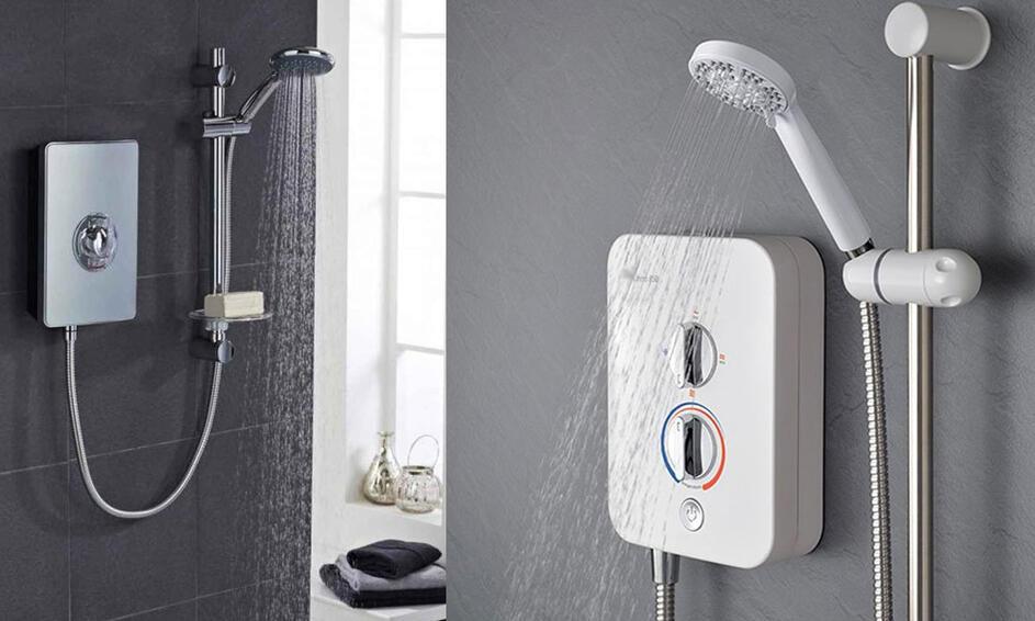 electric showers bathroom city