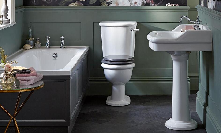 Heritage Victorian Bathroom Suite