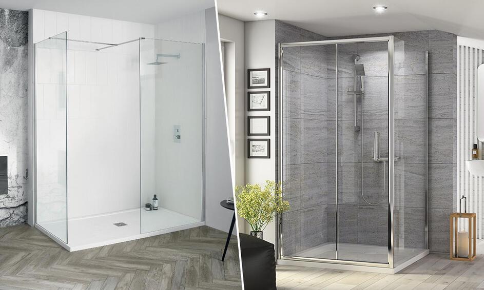 Wet Rooms Vs Showers: The Better Alternative