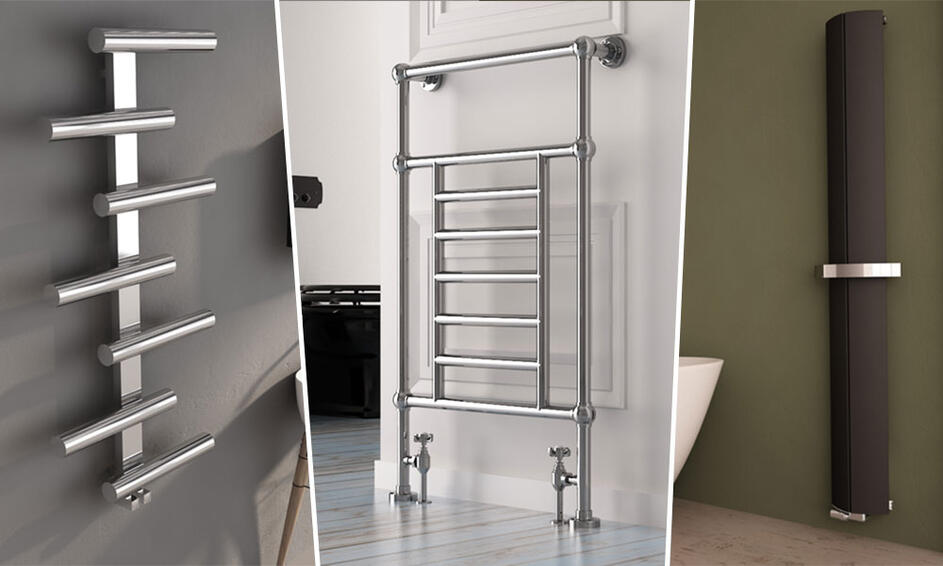 Buy Heated Towel Rails To Stay Warm in Winters