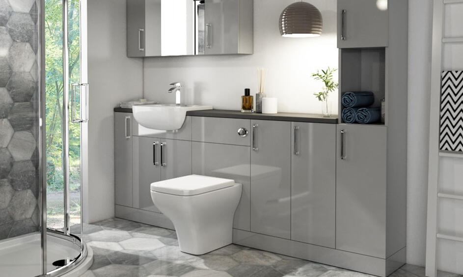 Fitted Furniture To Transform Your Bathroom