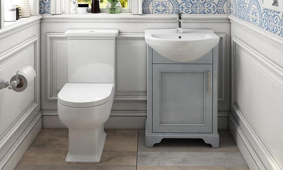 Old England Cloakroom Suite