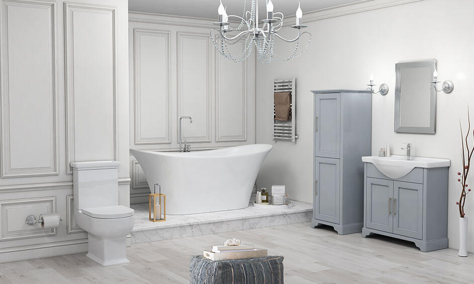 Top 5 Baths On a Budget