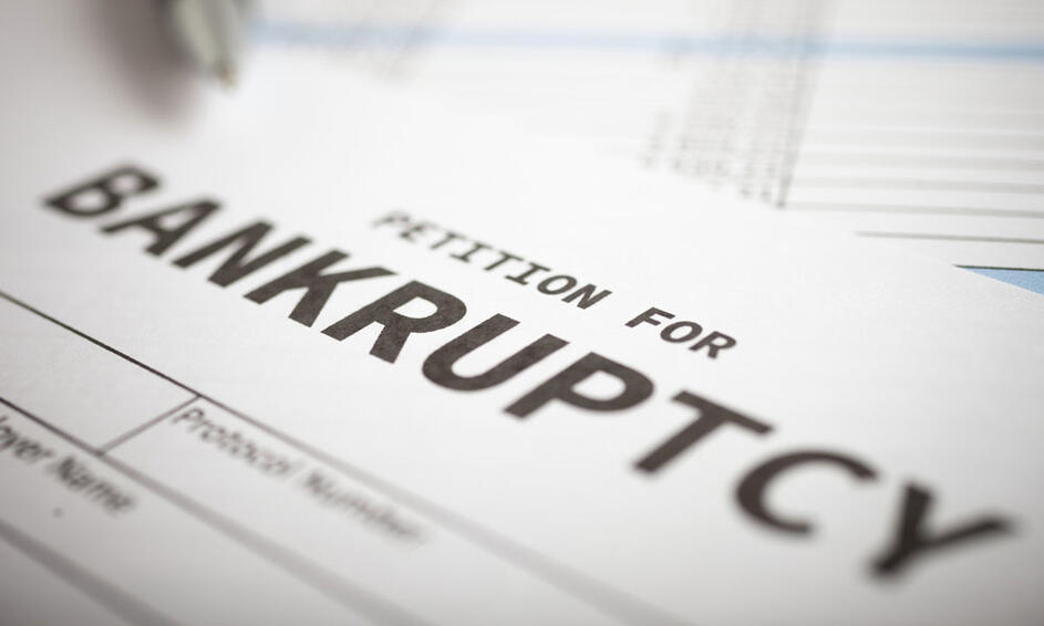 Why Have So Many Businesses Filed For Bankruptcy