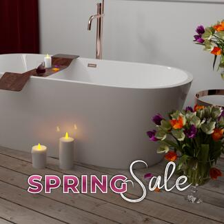 Up to 70% off Exclusive Bathroom City Products