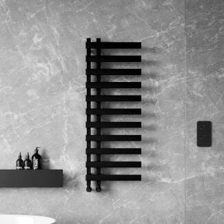 Lifestyle Image for Contemporary Towel Rails