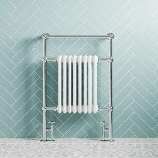 Lifestyle Image for Classic Period-style Towel Rail