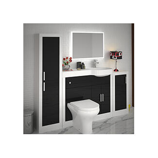 Bathroom Fitted And Free Standing Vanity Units And Basins