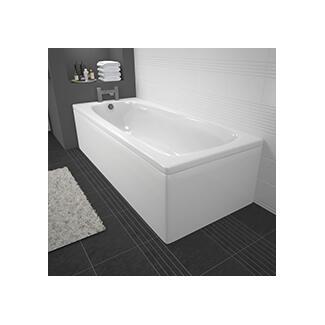 1200 1400 1600 small size white bath