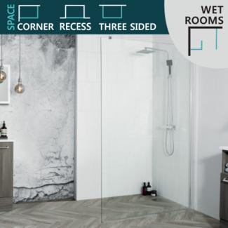 Wet Room large shower