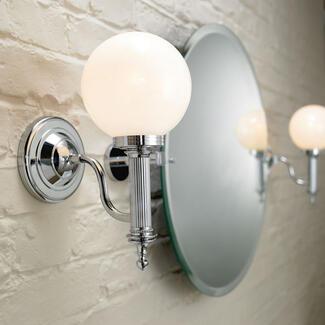Bathroom Wall Lights with a mirror