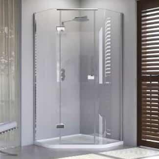 3 Sided Shower Enclosures