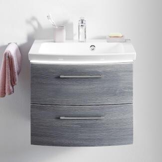 Small Cassca 600 Bathroom Vanity Unit