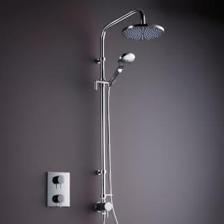 Mixer Showers and Complete Shower Sets